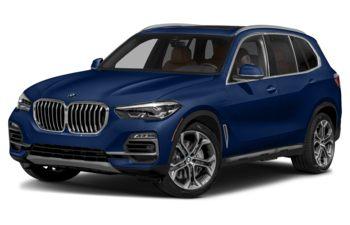 2021 BMW X5 PHEV - Tanzanite Blue Metallic