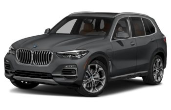2021 BMW X5 PHEV - Dravit Grey Metallic