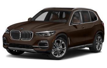 2021 BMW X5 PHEV - Sparkling Brown Metallic
