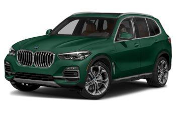 2021 BMW X5 PHEV - British Racing Green