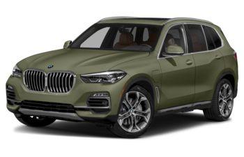 2021 BMW X5 PHEV - Urban Green