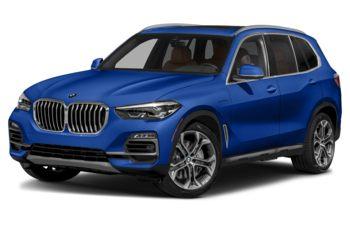 2021 BMW X5 PHEV - Avus Blue