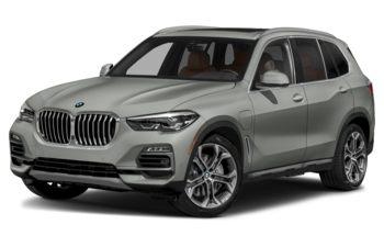 2021 BMW X5 PHEV - Lime Rock Grey