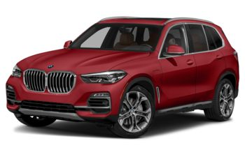 2021 BMW X5 PHEV - Ruby Red II