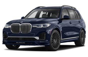 2021 BMW ALPINA XB7 - ALPINA Blue Metallic