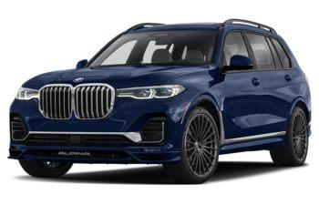 2021 BMW ALPINA XB7 - Phytonic Blue Metallic