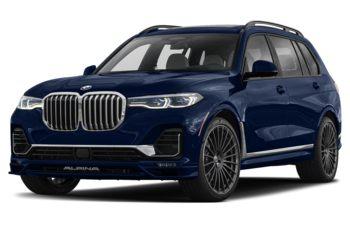 2021 BMW ALPINA XB7 - Tanzanite Blue Metallic