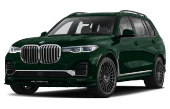2021 BMW ALPINA XB7 - ALPINA Green Metallic
