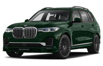 2021 BMW ALPINA XB7 - British Racing Green