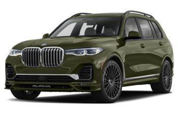 2021 BMW ALPINA XB7 - Urban Green
