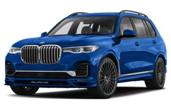 2021 BMW ALPINA XB7 - Avus Blue