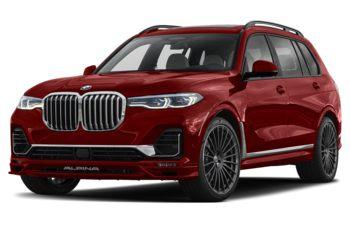 2021 BMW ALPINA XB7 - Ruby Red II