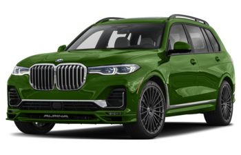 2021 BMW ALPINA XB7 - Verde Ermes