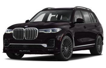 2021 BMW ALPINA XB7 - Ruby Black