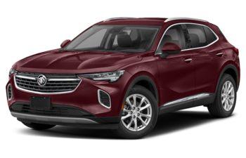 2021 Buick Envision - Rich Garnet Metallic