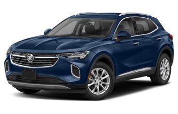 2022 Buick Envision - Sapphire Metallic