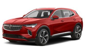 2021 Buick Envision - Cinnabar Metallic