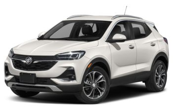 2021 Buick Encore GX - White Frost Tricoat