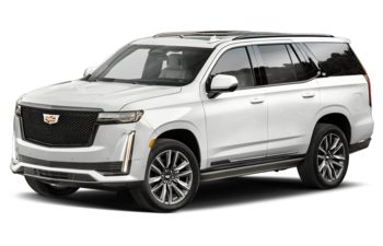 2021 Cadillac Escalade - Crystal White Tricoat