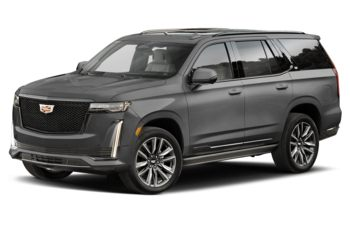 2021 Cadillac Escalade - Satin Steel Metallic
