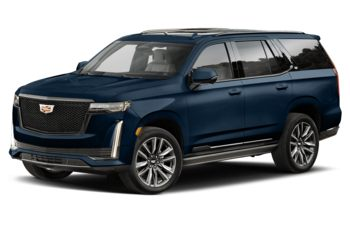 2021 Cadillac Escalade - Dark Moon Blue Metallic
