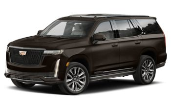 2021 Cadillac Escalade - Dark Mocha Metallic