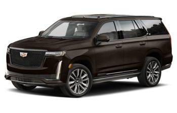 2021 Cadillac Escalade - Dark Mocha Metallic