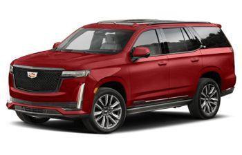 2021 Cadillac Escalade - Infrared Tintcoat