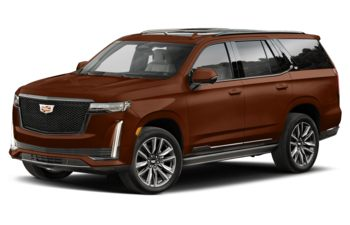 2022 Cadillac Escalade - Mahogany Metallic