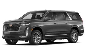 2021 Cadillac Escalade ESV - Satin Steel Metallic