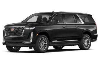 2021 Cadillac Escalade ESV - Shadow Metallic