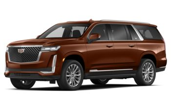 2022 Cadillac Escalade ESV - Mahogany Metallic