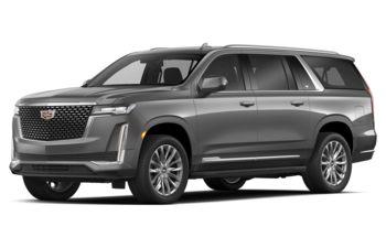 2022 Cadillac Escalade ESV - Galactic Grey Metallic