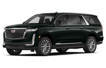 2022 Cadillac Escalade ESV - Wilder Metallic