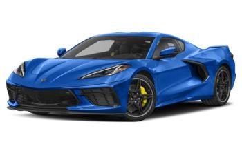 2021 Chevrolet Corvette - Elkhart Lake Blue Metallic