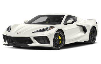 2021 Chevrolet Corvette - Arctic White