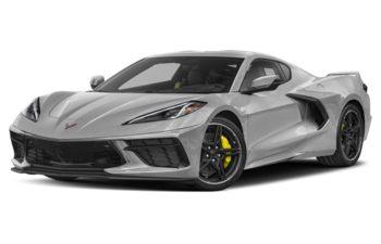 2021 Chevrolet Corvette - Ceramic Matrix Grey Metallic