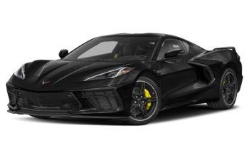 2021 Chevrolet Corvette - Black