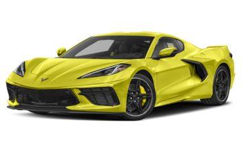 2021 Chevrolet Corvette - Accelerate Yellow Metallic