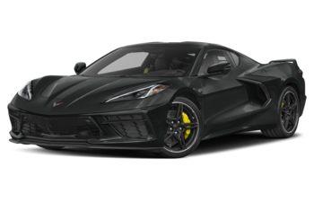 2021 Chevrolet Corvette - Shadow Grey Metallic