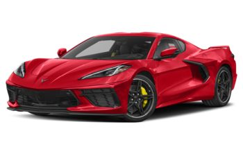 2021 Chevrolet Corvette - Torch Red