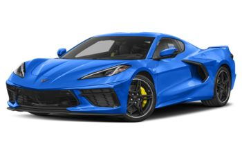 2021 Chevrolet Corvette - Rapid Blue