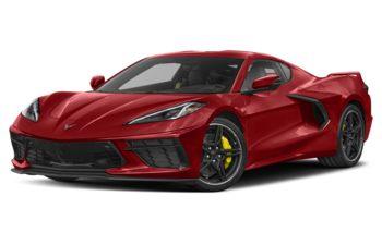 2021 Chevrolet Corvette - Red Mist Metallic Tintcoat
