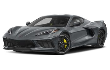 2022 Chevrolet Corvette - Hypersonic Grey Metallic