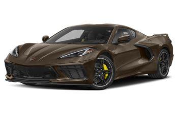 2022 Chevrolet Corvette - Caffeine Metallic