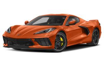 2022 Chevrolet Corvette - Amplify Orange Tintcoat