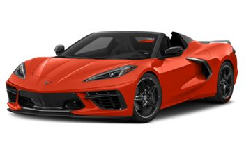 2021 Chevrolet Corvette - Sebring Orange Tintcoat