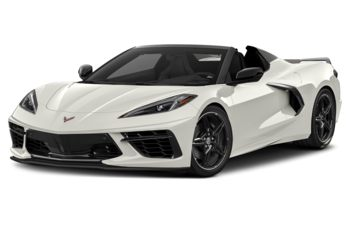 2021 Chevrolet Corvette - Arctic White