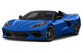 2021 Chevrolet Corvette - Elkhart Lake Blue Metallic
