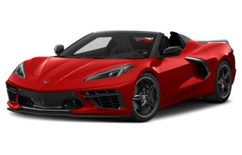 2021 Chevrolet Corvette - Red Mist Metallic Tintcoat